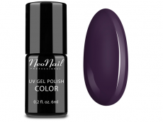 Nr kat.SNL3785 Lakier Hybrydowy UV 6 ml - Purple Decade
