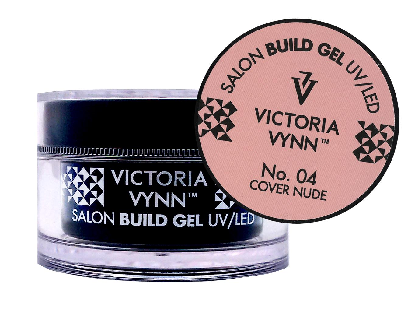 Żel budujący Victoria Vynn Cover Nude No.04 - Hurtownia